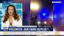 """Violences sur les Champs-Élysées : """"L'autorité et l'état de droit ne sont pas respectés"""", Valérie Boyer"""