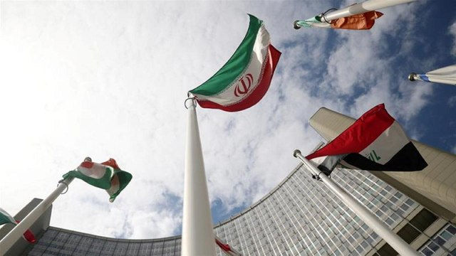 European powers urge unity to save Iran nuclear deal