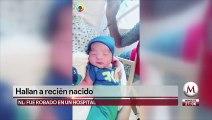 Roban a bebé recién nacido de hospital en Guadalupe