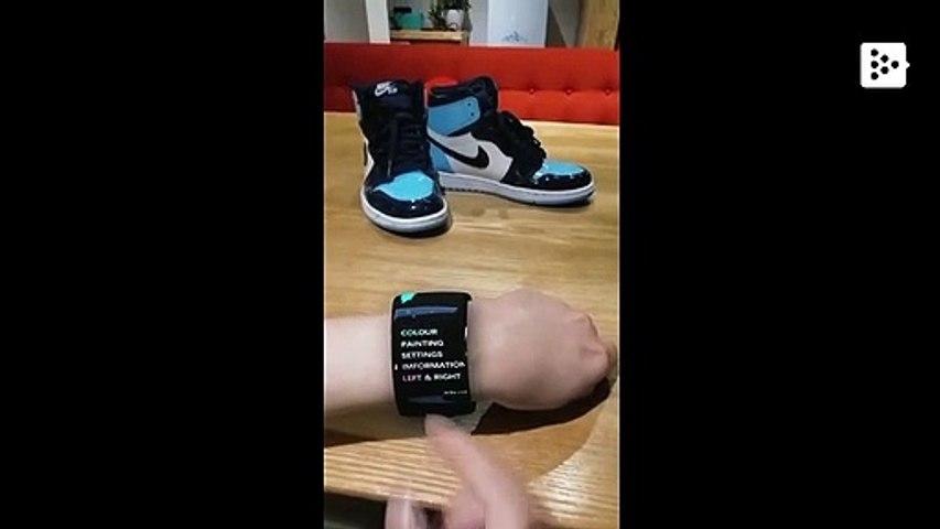 Así de fácil se pueden personalizar unas zapatillas Nike