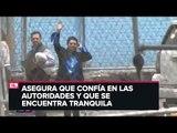 Yadhira Carrillo visitó en la cárcel a Juan Collado