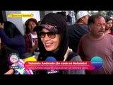 ¿Yolanda Andrade se casó con Verónica Castro? | Sale el Sol