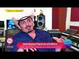 José Manuel Figueroa revela por qué está distanciado de sus hermanos | Sale el Sol