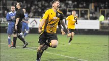 Boston United 4 Lowestoft 1