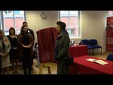 Video: Former Leeds war hospital visit proves a family affair for Princess Anne