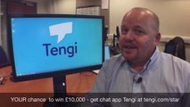 Win £10,000 using made in Sheffield Tengi chat app
