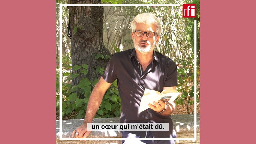 Laurent Gaudé : sa plus belle tirade d'amour