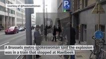 Brussels bomb attacks