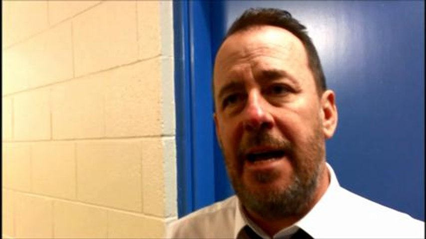 Play-offs - Paul Thompson