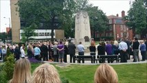 Wakefield remembers Nice attack victims
