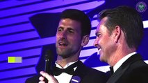 "(Subtitled) ""I have a few more years in my legs"" says Djokovic at Champions Dinner"