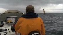 Windsurfing grandad