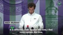 Murray wins Wimbledon