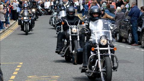 Harley Davidson festival