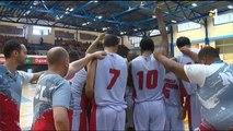 Samoa 2019 : match Basket-ball (Hommes) : Tahiti / Nouvelle - Calédonie - 14/07/2019