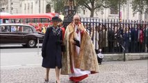 Westminster Abbey service