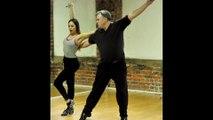 Ed Balls waltzes into Leeds
