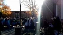 Dronfield remembers