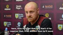 Dyche leaves door open for Barton