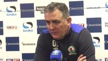 Coyle on referee
