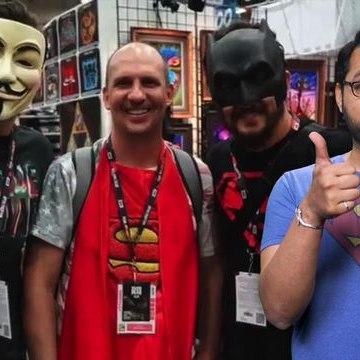 Top 5 best San Diego Comic-Con celebrity disguises
