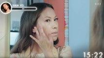 Watch a Celebrity Makeup Artist Do an All-Green Beauty Look