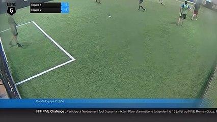 But de Equipe 2 (5-5) - Equipe 1 Vs Equipe 2 - 15/07/19 19:02 - Loisir Reims (LeFive)