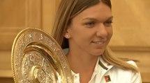 Wimbledon - Halep, le bonheur en Roumanie
