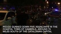 Barcelona terror