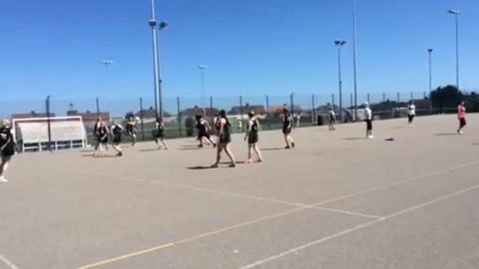 Netball challenge
