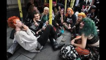 Punk but not at all disorderly for fest