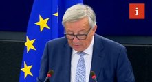 Juncker  Let us catch the most of the moment, catch the wind in our sails