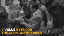 7 Bets You Should Make on the Open Championship