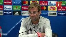 Jurgen Klopp on draw against Sevilla