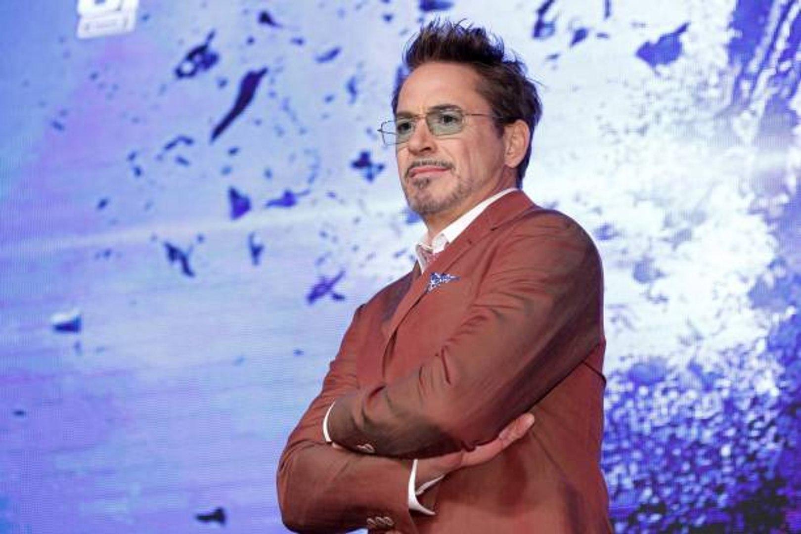 Robert Downey Jr. Looks Back on Playing Iron Man