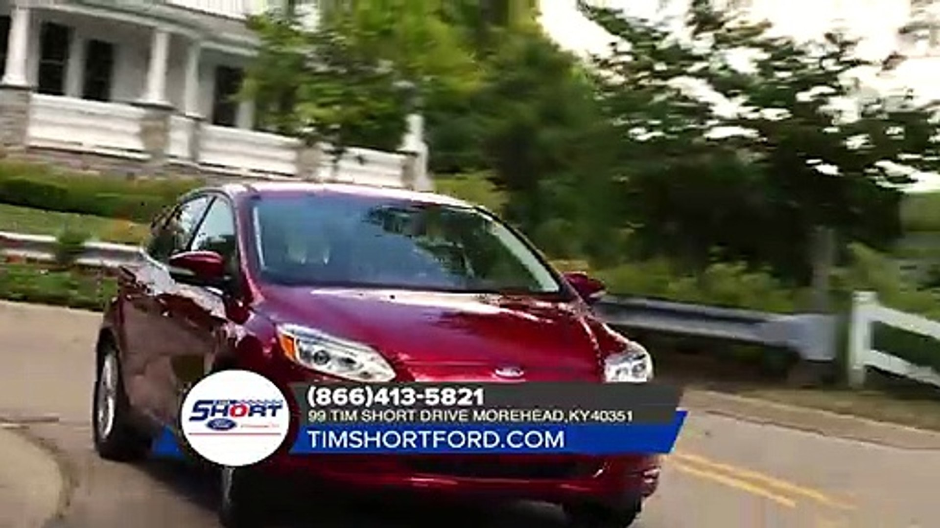 Tim Short Ford >> Tim Short Ford Of Morehead Lexington 2018 Ford Focus Lexington