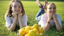These Sisters Sell Lemonade To Pay For Student Lunch Debt