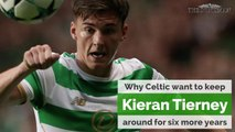 Kieran Tierney player profile