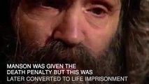 Charles Manson dies