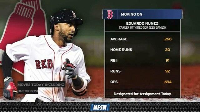 Eduardo Nunez Struggled To Find Stride With Red Sox