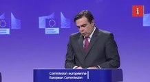 EU spokesperson: The show is now in London