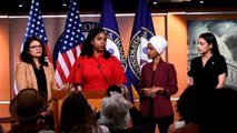 Democratic congresswomen denounce racist Trump attacks