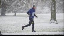 Yorkshire snow 29th December
