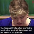Emily Thornberry on Israel and Trump 2