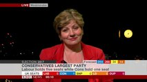 GE2017 Result- Labour's Emily Thornberry on results and exit poll prediction (09Jun17) 2