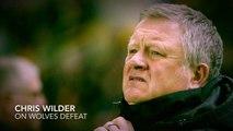 Wilder on Wolves