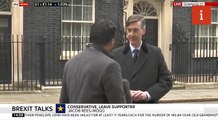 Jacob Rees Mogg on Sky News