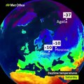 Best from the East: Met Office forecast