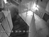 Peterborough prison escape CCTV