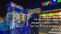 Toys R Us Closures